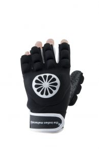 Glove shell/foam half finger [left] - black