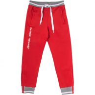 Tech Pant Kids - red