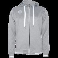 Tech Hooded Men - grey