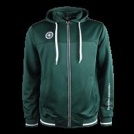 Tech Hooded Men - green