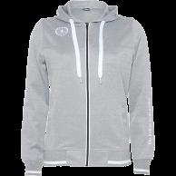 Tech Hooded Women - grey