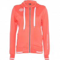 Tech Hooded Kids - coral