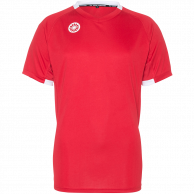 Tech Tee Boys - red