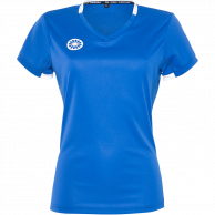 Tech Tee Girls - cobalt
