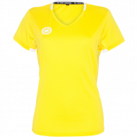 Tech Tee Women - yellow