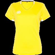 Tech Tee Women - yellow