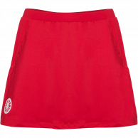 Tech Skirt Women - red
