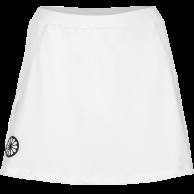 Tech Skirt Women - white