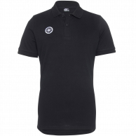 Pique Polo Shirt Men - black