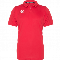 Tech Polo Shirt Men - red