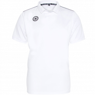 Tech Polo Shirt Men - white