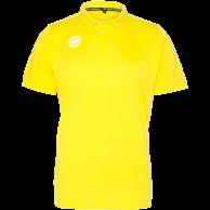 Tech Polo Boys - yellow