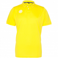 Tech Polo Shirt Men - yellow