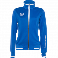 Tech Jacket Women - cobalt