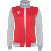 Tech Jacket Women - red