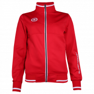 Kids Knitted Jacket -red