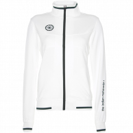 Kids Knitted Jacket - white