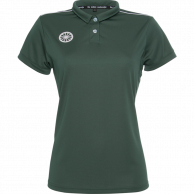 Tech Polo Women - green