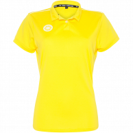 Tech Polo Women - yellow