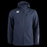 Men Jacket Softshell - navy