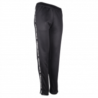 Women Pant Terry - black