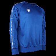 Kids Sweater Poly Terry - cobalt