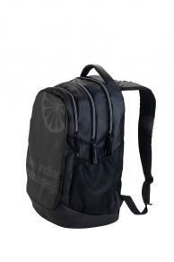 The Indian Maharadja Backpack - black-white