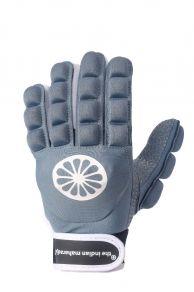 Glove shell/foam full finger [left] - denim