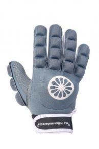 Glove shell/foam full finger [right] - denim