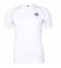 Men's First Layer Compression Tee - white